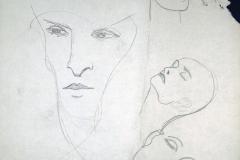 study, facial