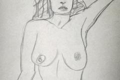 woman, uncertain