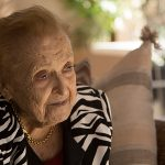 Aunt Maria (100 years old)
