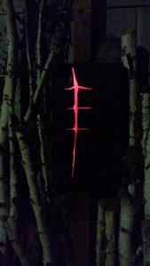"""""""E"""" - night vision"""