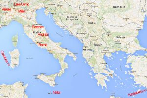 Med. Map