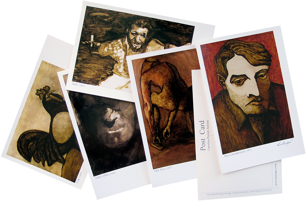Giclée Fine Art Post Cards